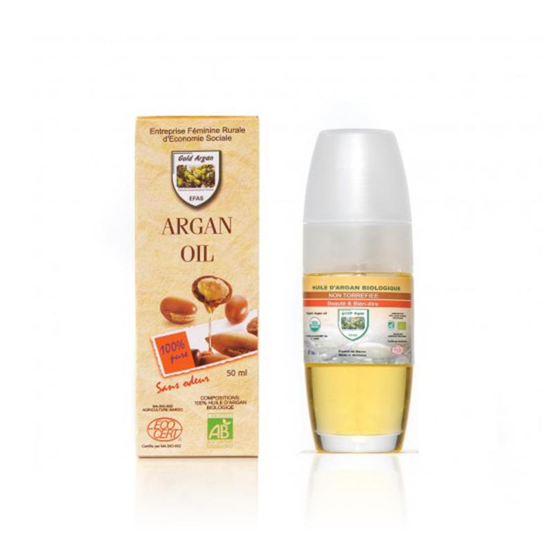 Efas Gold Argan Yağı Cam Sprey 50 ml.