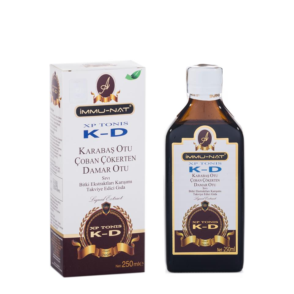 Immunat XP Tonis KD 250 ml.
